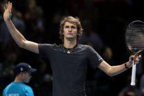 Liderul mondial Novak Djokovic – invins de Alexander Zverev la Turneul Campionilor