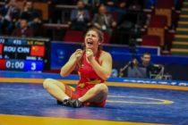 Alexandra Anghel – vicecampioana mondiala Under 23