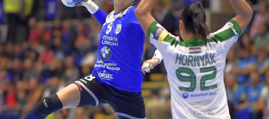 Ferencvaros – CSM Bucuresti 28-34: Meci memorabil pentru Campioana Romaniei