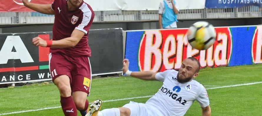 Meciul Gaz Metan – FC Voluntari le aduce mediesenilor mai multe puncte in Liga