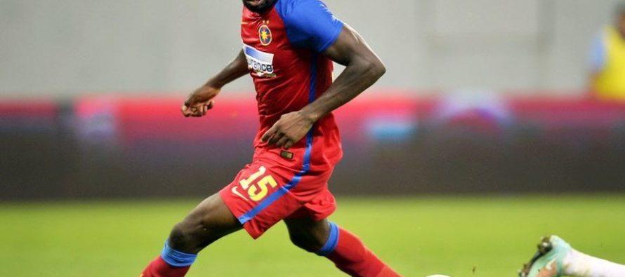 Transferuri spectaculoase la dinamovisti! Gregory Tade semneaza cu Dinamo