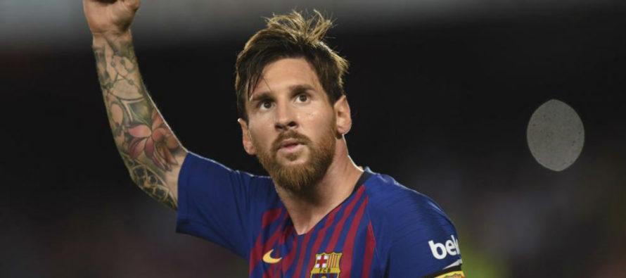 Lionel Messi atinge noi recorduri in lumea fotbalului