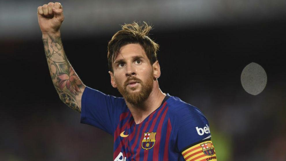 Lionel Messi noi recorduri