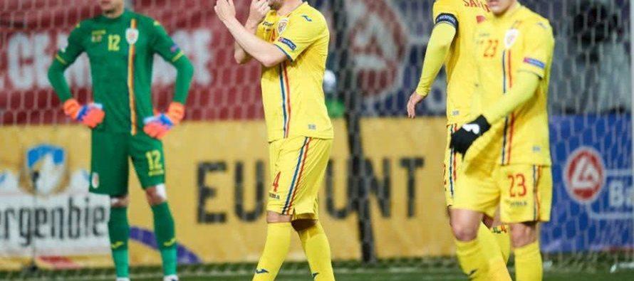 Victorie pentru Romania in meciul cu Muntenegru si o clasare buna in Liga Natiunilor!