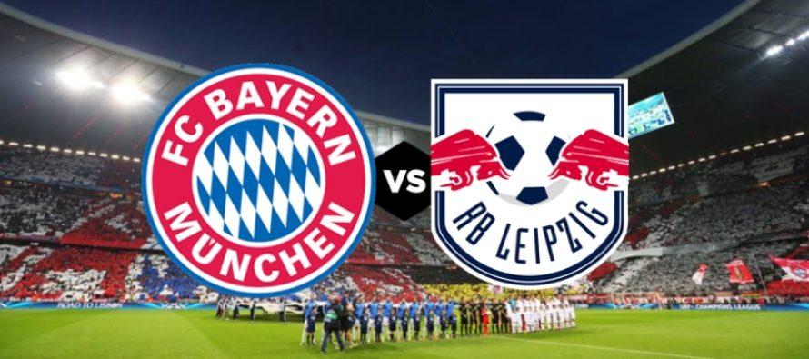 Bayern defilează în campionatul Germaniei