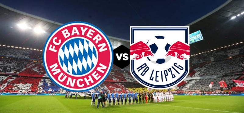 Bayern Munchen-RB Leipzig