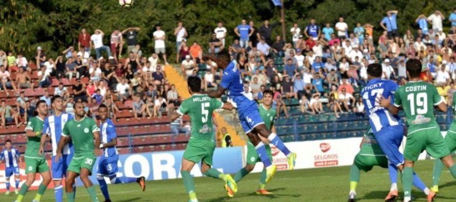 Liga 1: Concordia Chiajna – Universitatea Craiova (joi, 6 dec)