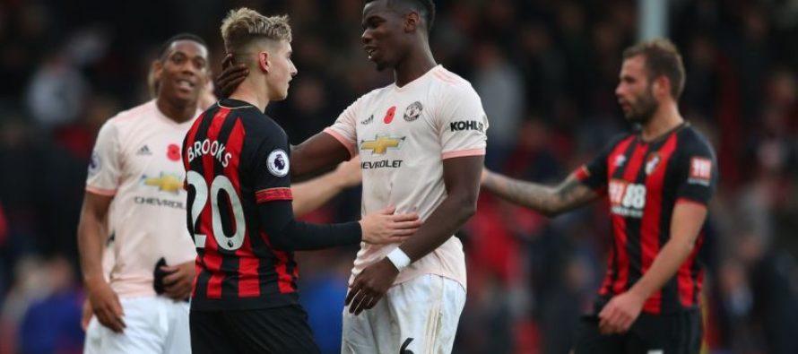 Manchester United – Bournemouth: Premier League, Etapa a 20-a