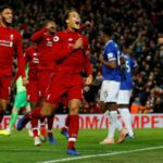 Derby Liverpool -Everton