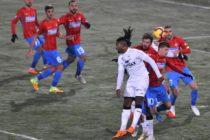 FCSB – Gaz Metan 2-1. Steaua reduce din diferenta fata de liderul din Liga I