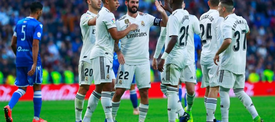 Real Madrid scade salariile din cauza coronavirusului