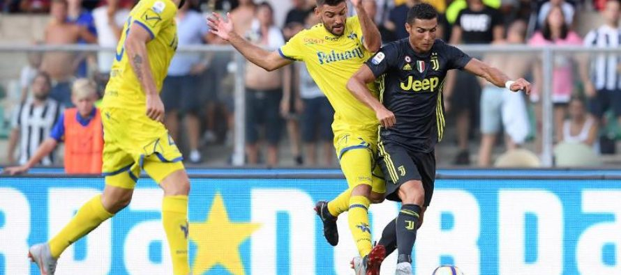Juventus – Chievo: Serie A, Etapa a 20-a (21 ianuarie)