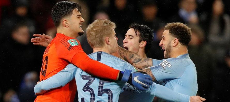 Manchester City – Burton: Carabao Cup (9 ianuarie)