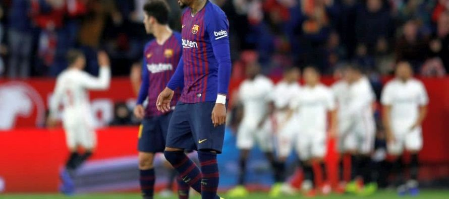 """Barcelona, ținută în """"șah"""" acasă de Slavia Praga"""