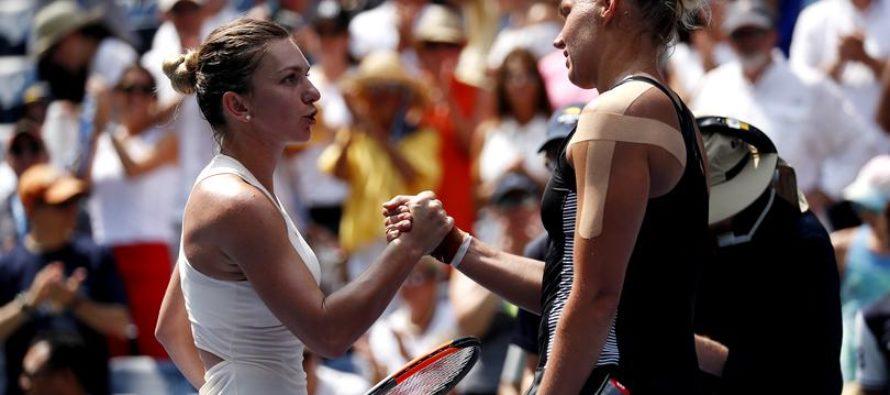 Simona Halep-Kaia Kanepi | Duelul mult asteptat de la Australian Open