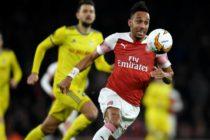Arsenal a trecut la pas de Bate Borisov si s-a calificat in optimile de finala Europa League