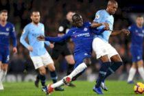 Manchester City – Chelsea: Premier League, Etapa a 26-a (10 februarie)