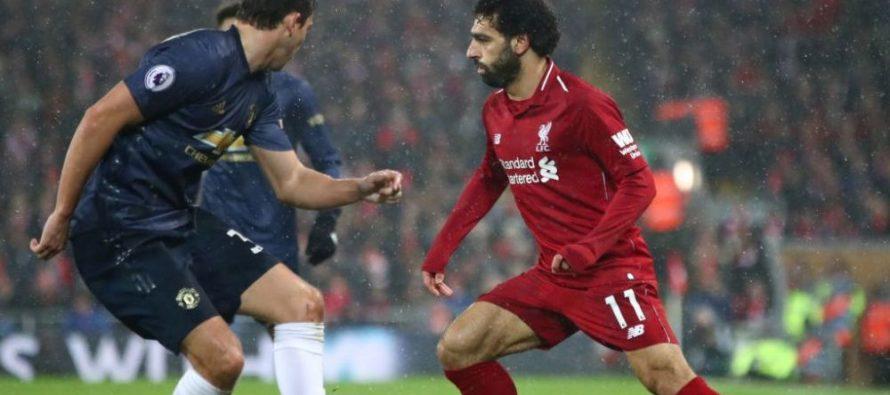 Manchester United – Liverpool: Premier League, Etapa a 27-a (24 februarie)