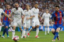 Real Madrid – FC Barcelona: Copa del Rey (27 februarie)