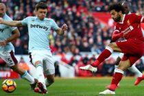 West Ham – Liverpool: Premier League, Etapa a 25-a (4 februarie)