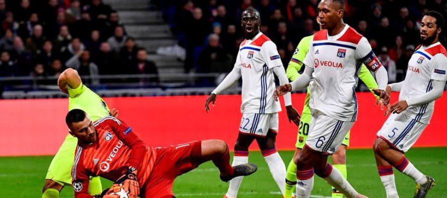 Lyon – Barcelona 0-0. Calificarea se decide pe Camp Nou