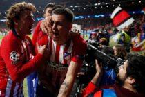 Atletico Madrid a reusit o victorie senzationala in fata lui Juventus