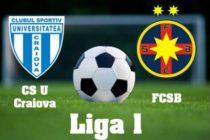 Derby pentru locul 2 – FCSB vs U Craiova