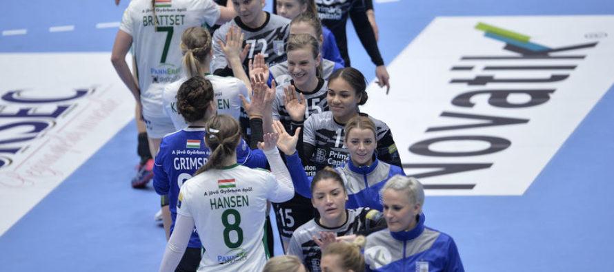 CSM a pierdut cu Gyor de 2 ori in acest sezon si sta la mana reprezentantei Ungariei pentru accederea in Final Four