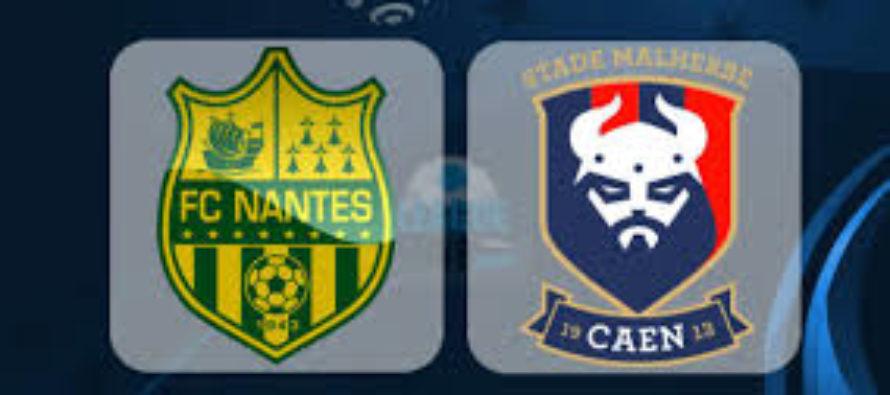 Caen vs. Nantes