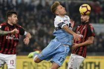 Lazio – Milan, prima semifinala din Cupa Italiei, incheiata cu o remiza