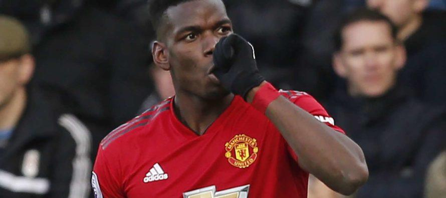 Manchester United, al noualea meci consecutiv fara infrangere. 3-0 cu Fulham