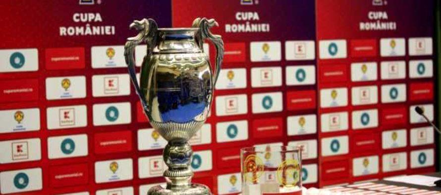 Programul meciurilor din sferturile Cupei Romaniei. Cand vor juca U Craoiva si CFR Cluj?