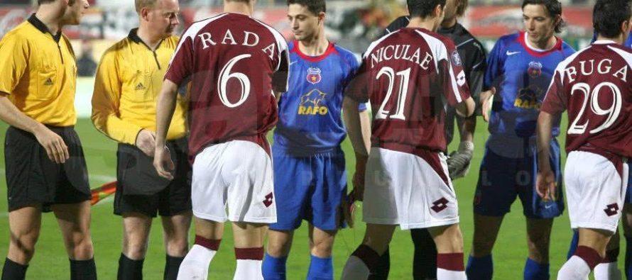 S-au implinit 13 ani de la sfertul istoric dintre Rapid si Steaua. Ce s-a ales de UEFantansticii Romaniei