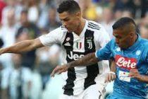 Napoli-Juventus se joaca azi