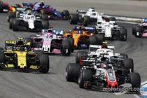 Schimbari istorice in Formula 1