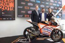 Echipa lui Max Biaggi concureaza la Campionatul Mondial Moto3