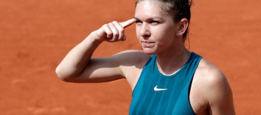 Simona Halep, în turul 3 la Roland Garros