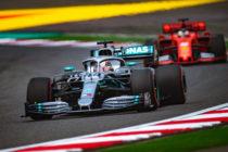 Hamilton a castigat cursa din China