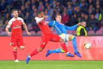 Vlad Chiriches primeste cea mai mare nota din echipa italienilor