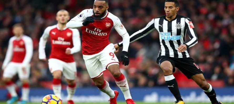 Arsenal – Newcastle United: Premier League, Etapa 31 (1 aprilie)