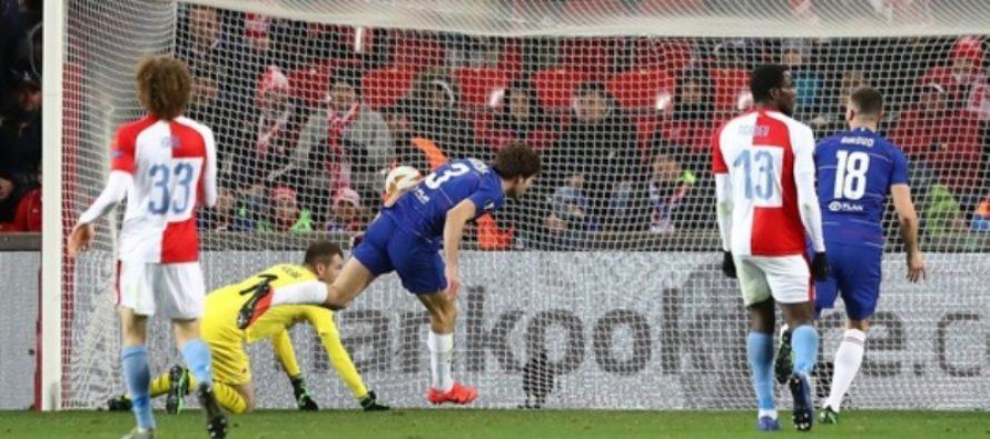 Chelsea – Slavia Praga: Sferturi de finala Europa League (18 aprilie)