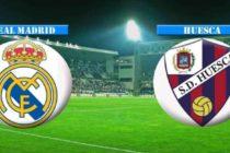 Real Madrid – Huesca: La Liga, Etapa a 29-a (31 martie)