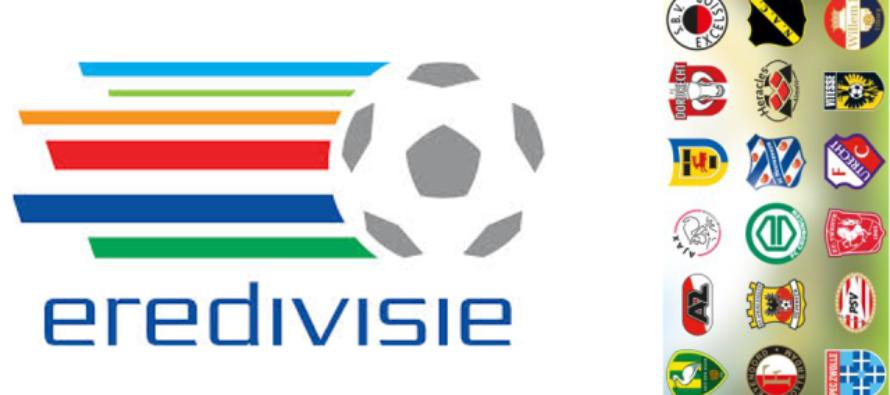 Clasament Olanda, Eredivisie