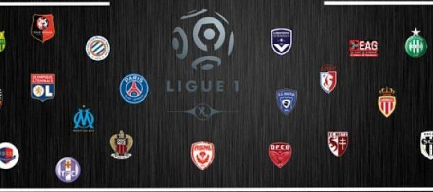 Clasament Franta, League 1