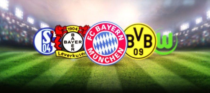 Clasament Germania, Bundesliga