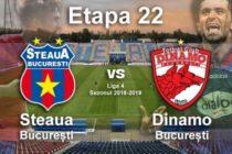 Steaua a umilit-o pe Dinamo