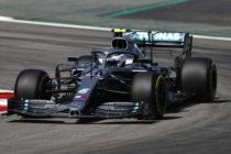 Bottas, pole position la Barcelona
