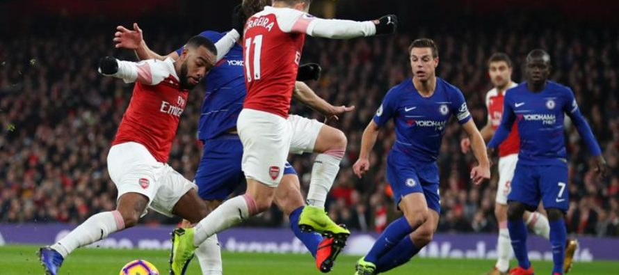 Finala EUROPA LEAGUE: Chelsea – Arsenal (29 mai)