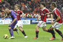 Fiorentina – AC Milan: Serie A, Etapa a 36-a (11 mai)