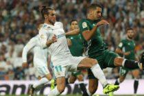 Real Madrid – Real Betis: La Liga, Etapa 38 (19 mai)